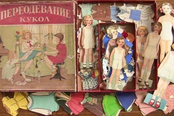 В Музее смеха всё лето можно играть в советские настольные игры. Изображение № 5.