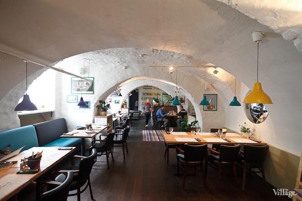 Новое место (Петербург): Кафе-бар Leica. Изображение № 14.