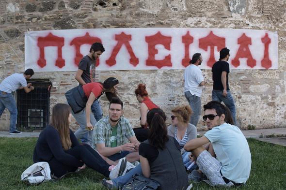 Народ против: Главные протесты 2011 года. Изображение № 15.