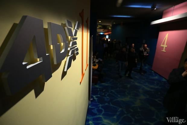 Люди в городе: Первые зрители о 4DX-кинозале. Изображение № 1.