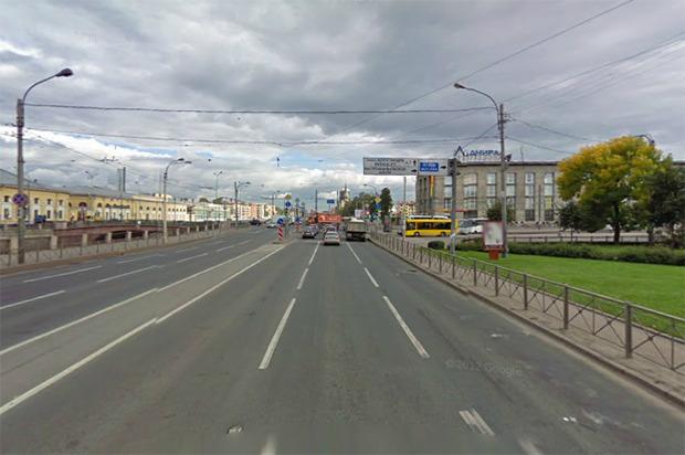 Территория вокруг Балтийского вокзала сейчас. Изображение № 8.