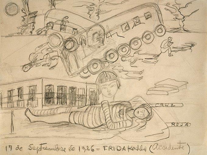 Фрида Кало вМузее Фаберже: главные факты икартины. Изображение № 2.
