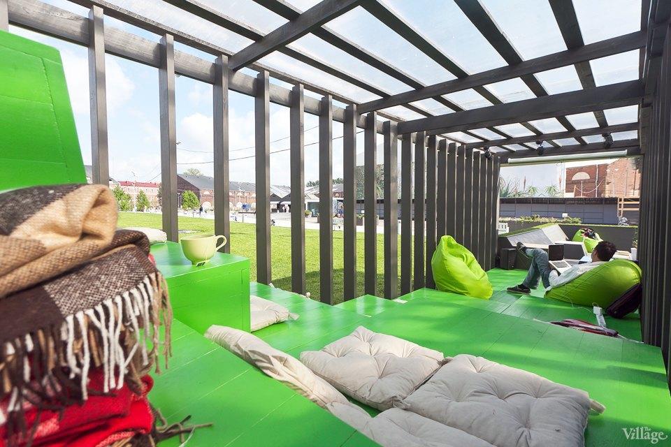 Интерьер недели (Петербург): Ecoworking в «Новой Голландии». Изображение № 11.