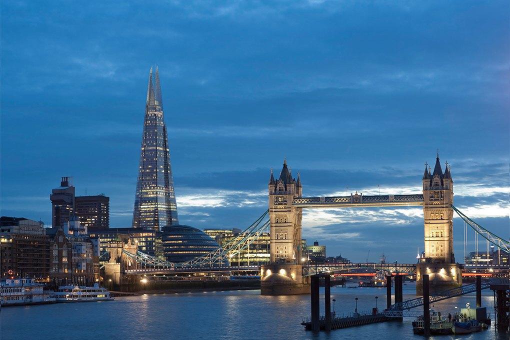 Hopes Tech: 15 самых эффектных небоскрёбов мира. Изображение № 5.