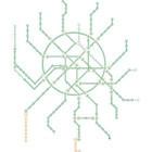 Три станции на зелёной ветке снова закроют на выходные. Изображение № 4.