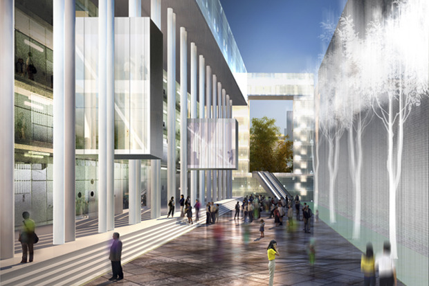 10 проектов квартала около Витебского вокзала . Изображение № 16.