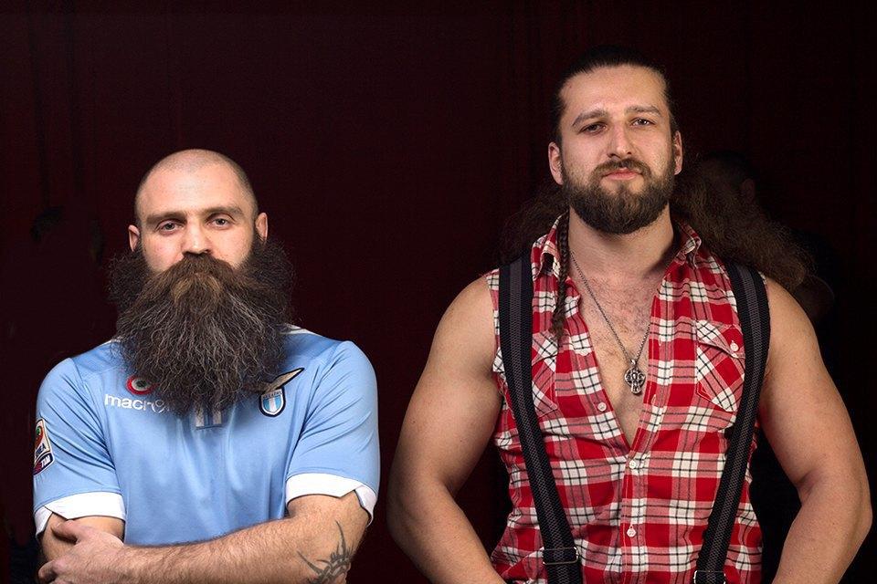 Участники российского чемпионата бородачей иусачей. Изображение № 13.