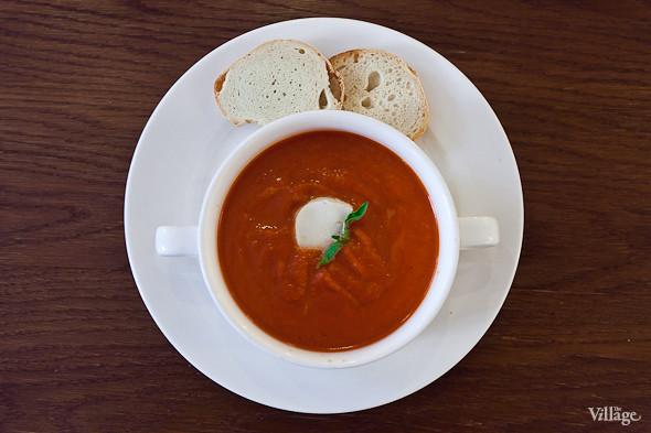 Томатный суп — 220 рублей. Изображение № 24.