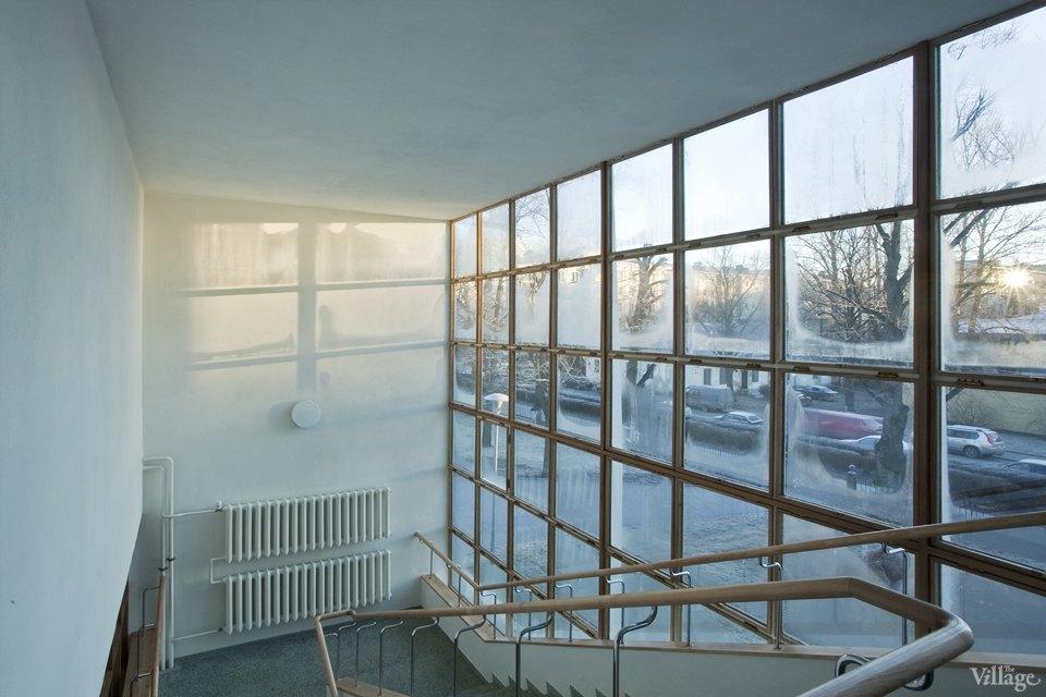 Фоторепортаж: Библиотека Алвара Аалто в Выборге после реконструкции. Изображение № 13.