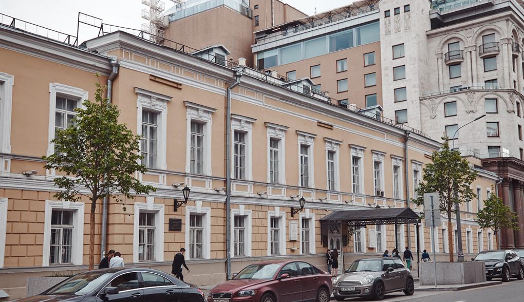 Высшее театральное училище имени М. С. Щепкина. Изображение № 7.