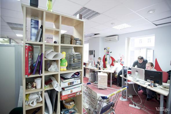 Офис недели (Киев): Tabasco. Изображение № 19.