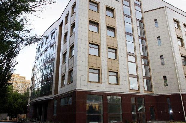 Юридическому факультету МГУ построили новое здание. Изображение № 2.