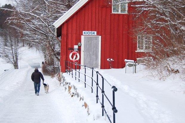 Как утепляются жители Канады, Швеции, Норвегии и Гренландии. Изображение № 10.