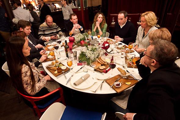 Разговоры на ужине: Гражданские инициативы. Изображение № 26.