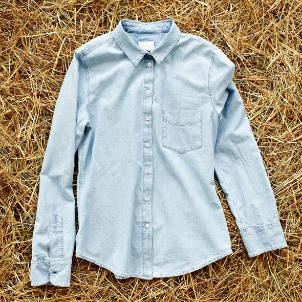 Вещи недели: 15 джинсовых рубашек. Изображение № 9.