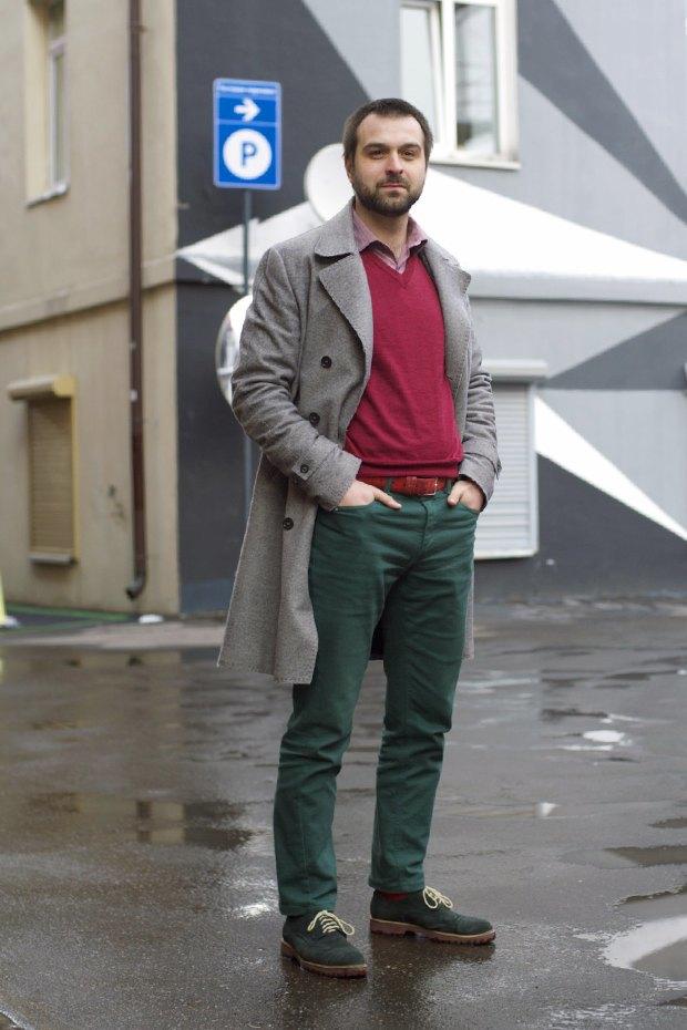 Илья Насонов, арт-директор исовладелец мебельного магазина «Домашняя обстановка». Изображение № 1.