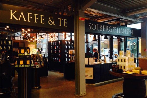 Где пить кофе вОсло. Изображение № 8.