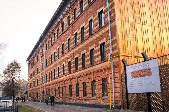 Музей ГУЛАГа переедет в новое здание. Изображение № 3.