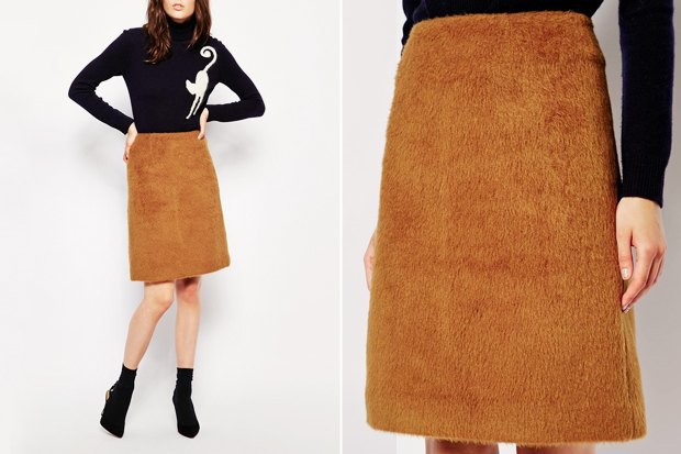 Где купить юбку наосень: 9вариантов от1500 рублей до82тысяч. Изображение № 7.