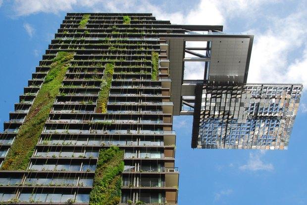 10лучших зданий первой половины 2014года. Изображение № 1.