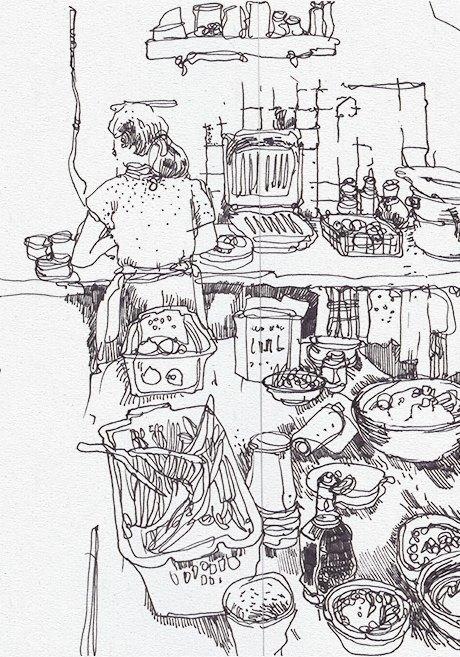 Кафе Fruits & Veges. Изображение № 10.