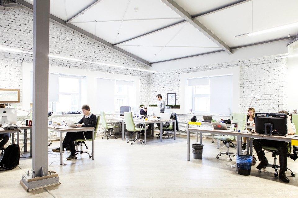Избранное: 9 офисов виндустриальном стиле . Изображение № 3.