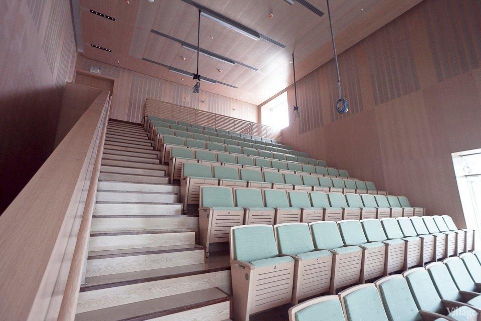 Фоторепортаж: Вторая сцена Мариинского театра изнутри. Изображение № 4.