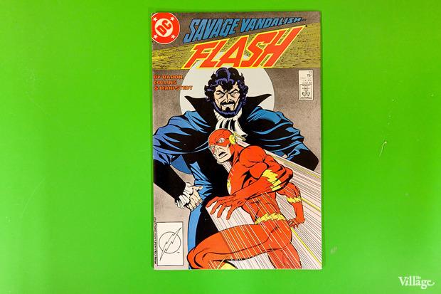 Flash — 200 рублей. Изображение № 20.