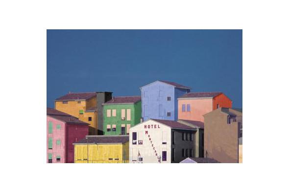 Выставку работ Франко Фонтаны покажут в «Росфото». Изображение № 10.
