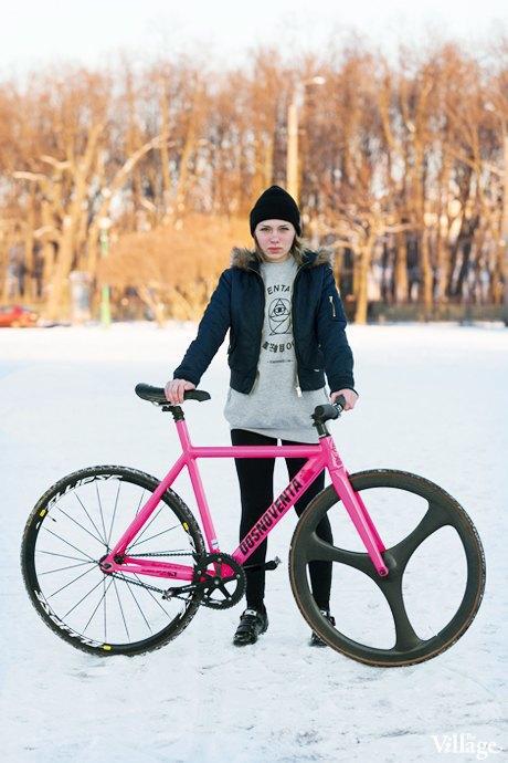 Люди в городе: Кто ездит зимой на велосипеде . Изображение № 5.
