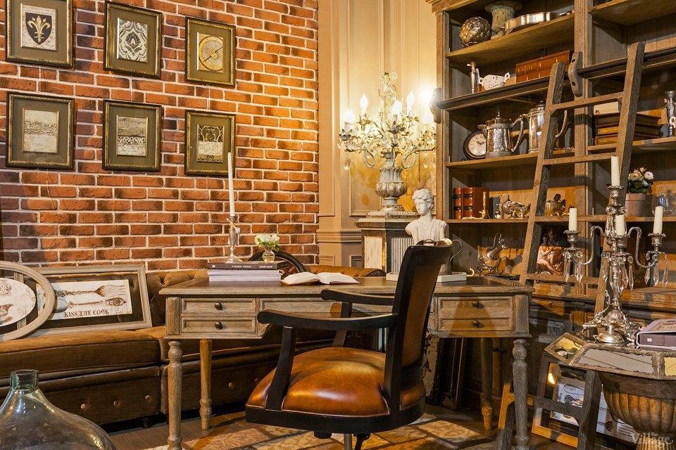 Интерьер недели (Киев): Дом французского интерьера Artichoke. Изображение № 5.