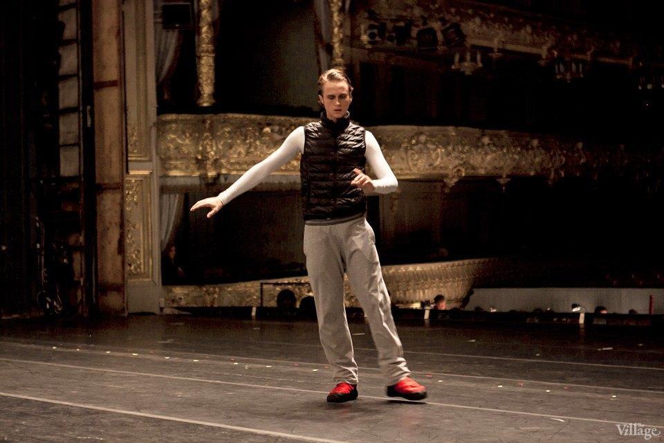 Фоторепортаж: Вторая сцена Мариинского театра изнутри. Изображение № 53.