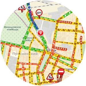 Эксперимент The Village: Насколько точно работает сервис «Яндекс.Пробки». Изображение № 5.