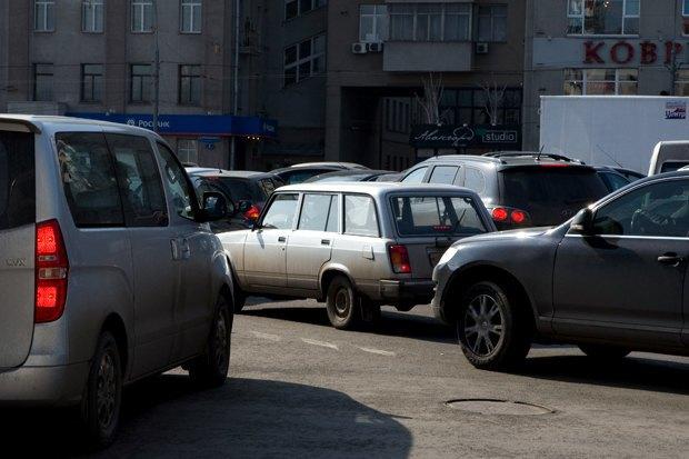Транспортный эксперт КонстантинТрофименко— опередвижениях вгородах будущего. Изображение № 2.