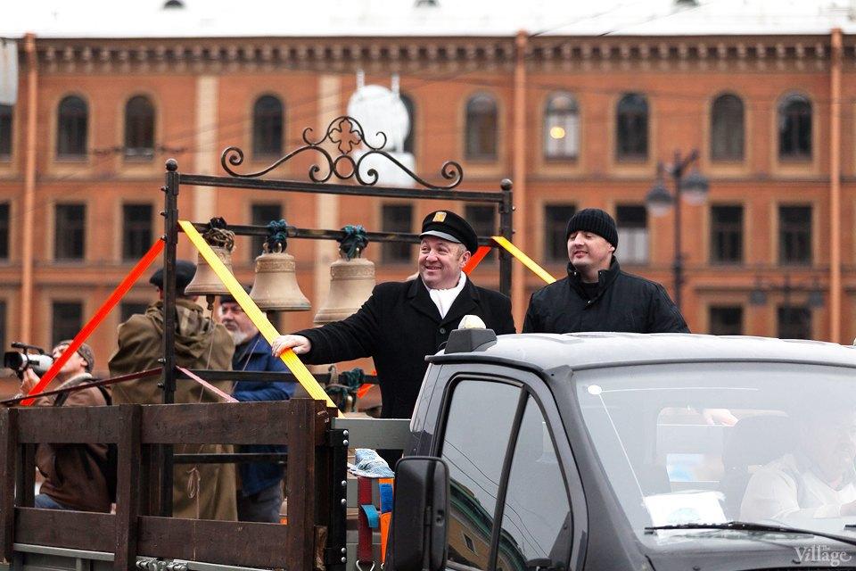 Фоторепортаж: День народного единства вПетербурге. Изображение № 7.