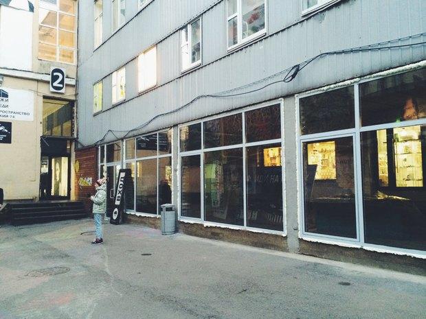 В «Лофт Проекте Этажи» откроется кофейня «Даблби» и журнальный зал Lebigmag. Изображение № 1.