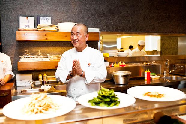 Интервью: Владелец Nobu отом, как делать рестораны сдушой. Изображение № 3.