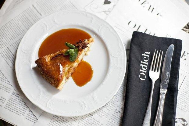 Новости ресторанов: Oldich, Strelka Bar, «Хлеб насущный», The Pink Cadillac, Twenty-Two. Изображение № 6.