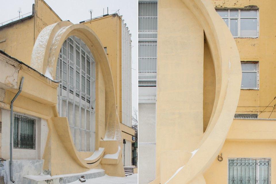 Архитектор Михаил Князев — осамых необычных автомобильных гаражах Москвы. Изображение № 8.