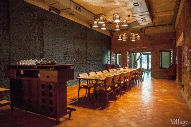Новое место: Бар и ресторан George Best —закрылся. Изображение № 1.