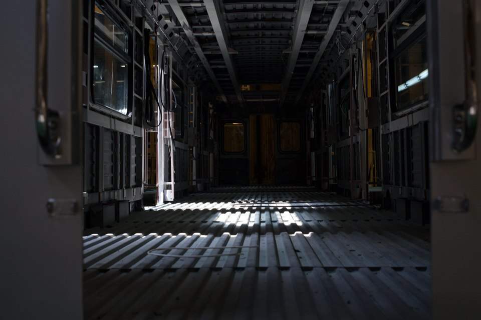 Новые вагоны метро. Изображение № 7.
