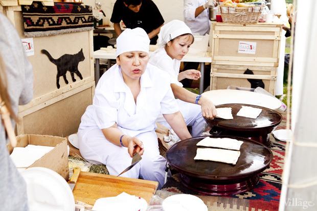 Полевая кухня: Уличная еда на примере Пикника «Афиши». Изображение № 86.