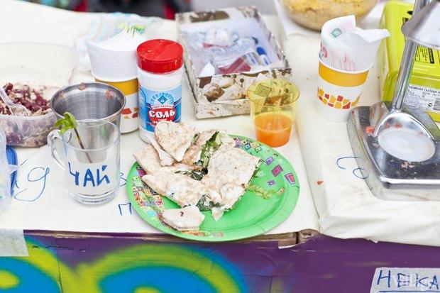 Первый «Ресторанный день» в Москве, 18 мая 2013 года. Изображение № 3.