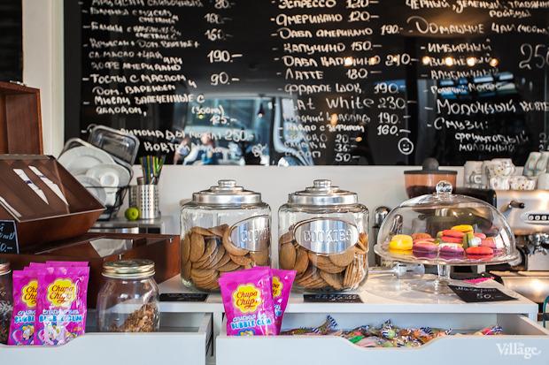 На месте кофейни Nero открылось кафе Coffee Room. Изображение № 3.