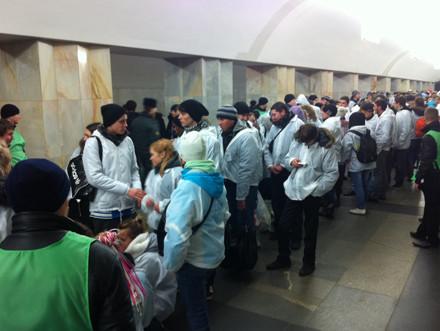 Онлайн-репортаж: День выборов в Москве. Изображение № 22.