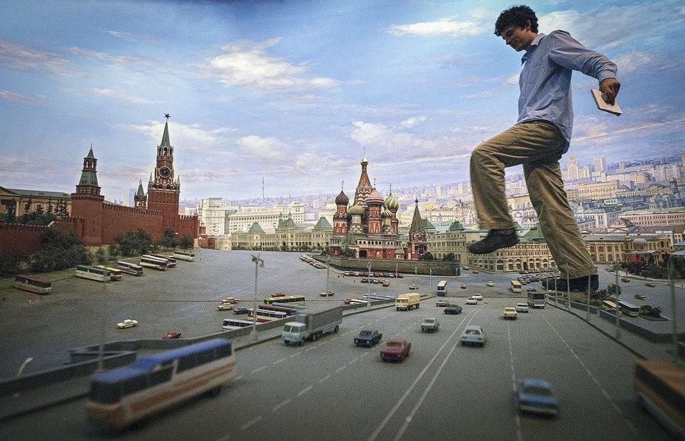 Камера наблюдения: Москва глазами Сергея Пономарёва. Изображение № 21.