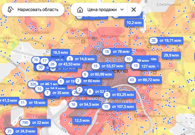 Карта яндекс карта спб