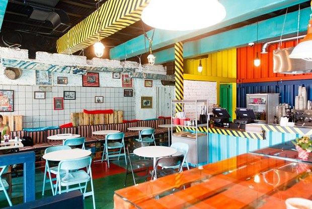 Кофейня Beaver's Coffee, новое место у«Тот самый фалафель» ионлайн-магазин Magnolia Bakery. Изображение № 4.