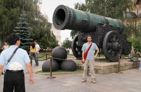 Итоги сезона: Туристы вМоскве. Изображение № 21.