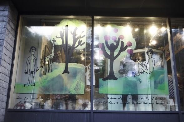 Мы вам покажем: 7 оформителей витрин московских магазинов. Изображение № 24.